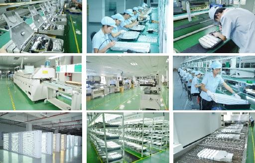 Производство светодиодных светильников по вашим требованиям  и продажа готовой светодиодной продукции оптом